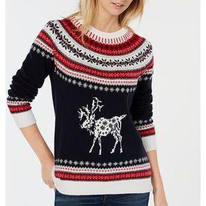 8748542d071 Women s Red Snowflake Sweater on Poshmark